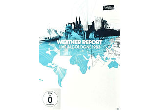 Weather Report - Live In Cologne 1983 - (DVD)