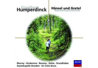 Davis, Dresden Philh., Gruberova/Jones/Davis/SD - Hänsel Und Gretel (Ga) - (CD)