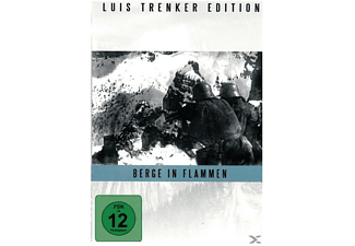 Luis Trenker Edition - Berge in Flammen (HD-Restastered) - (DVD)