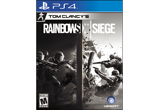 UBISOFT Tom Clancy's Rainbow Six Siege PlayStation 4