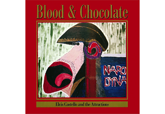 Elvis Costello & The Attractions - Blood & Chocolate (LP) - (Vinyl)