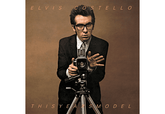 Elvis Costello & The Attractions - This Year's Model (LP) - (Vinyl)