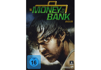 WWE - Money In The Bank 2015 [DVD]