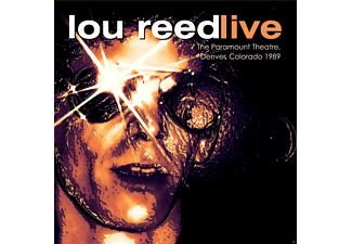 Lou Reed - Paramount Theatre, Denver, Colorado 1989 - (CD)