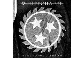 Whitechapel - Brotherhood Of The Blade - (CD + DVD)