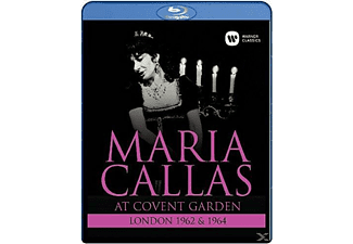 Maria Callas - Maria Callas At Covent Garden 1962 & 1964 - (Blu-ray)