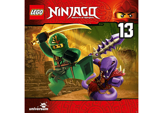 Lego Ninjago Masters Of Spinjitzu Lego Ninjago Cd 13 Kinder