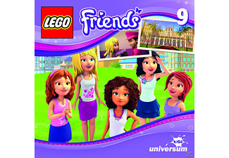 UNIVERSUM FILM GMBH Lego Friends (Cd 9)