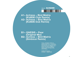 The Actress - Bird Matrix (Remixes) - (Vinyl)