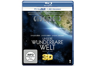 Unsere wunderbare Welt - Breath of Life - (3D Blu-ray)