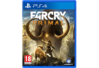 Far Cry: Primal  PS4