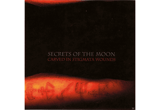 Secrets Of The Moon - Carved In Stigmata Wounds (Ltd.Gatefold/Red Vinyl/180 Gramm) [Vinyl]