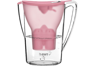 BWT 815088 Penguin Magnesium Mineralizer Wasserfilter, Rosa