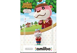 AMIIBO Animal Crossing: Karlotta Spielfigur