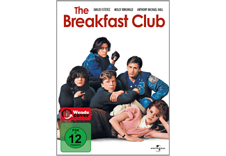 The Breakfast Club Drama DVD