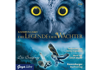 Die Legende der Wächter: Die Bewährung - 3 CD - Science Fiction/Fantasy