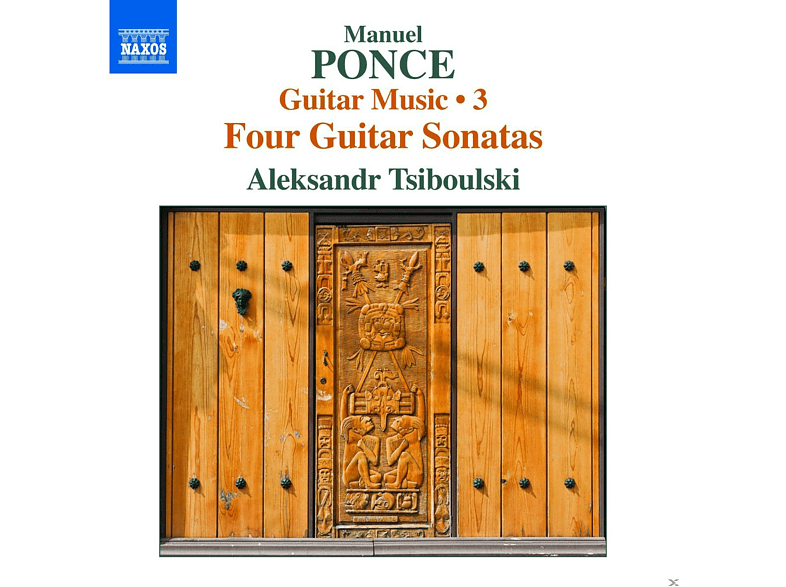 Aleksandr Tsiboulski - Gitarrenmusik Vol.3 [CD]