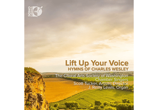 Washington The Choral Arts Society Of, Chamber Singers, Scott Tucker, J. Reilly Lewis - Lift Up Your Voice - (CD)