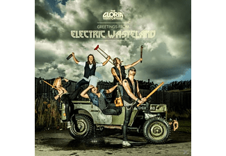 The Gloria Story - Greetings From Electric Wasteland - (CD)
