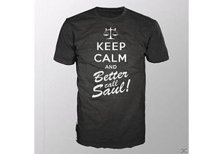 Keep Calm (Shirt Xl/Black)
