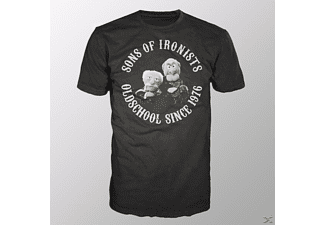 Sons Of Ironists (Shirt M/Black)