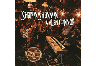 Sharon Shannon & Alan Connor - In Galway - (CD + DVD Video)