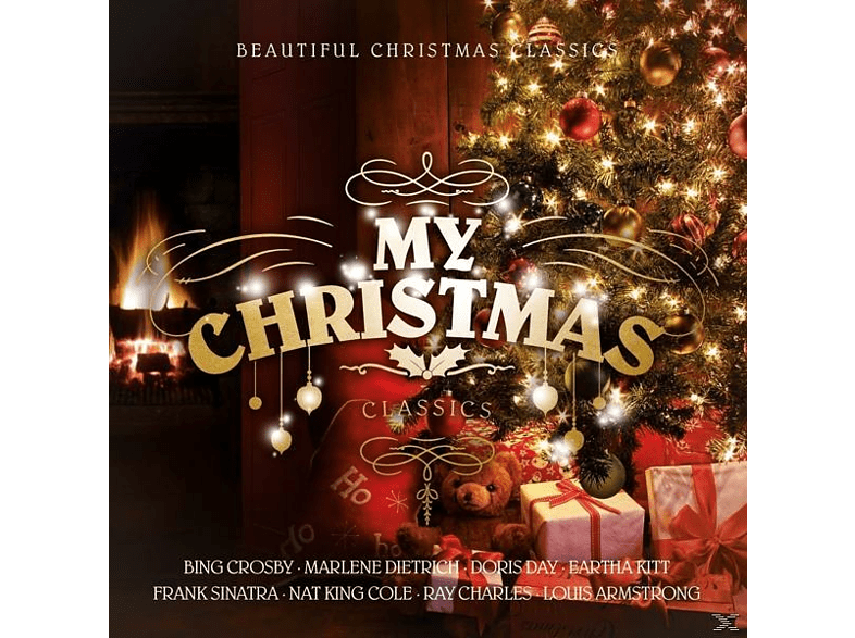 VARIOUS - My Christmas [CD]