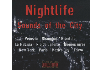 Fumio Yasuda, Ensemble Caffe Quadri, Trio Tesis - Nightlife-Sounds In The City - (CD)