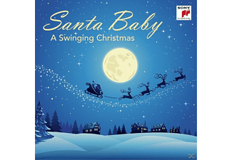 VARIOUS - A Swinging Christmas - (CD)