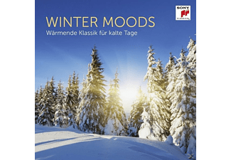 VARIOUS - Winter Moods - (CD)