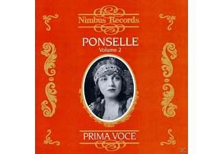 VARIOUS, Roas Ponselle - Ponselle Vol.2 - (CD)