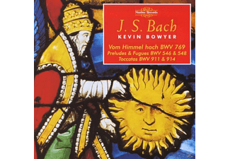 Kevin Bowyer - ORGAN WORKS VOL.11 - (CD)