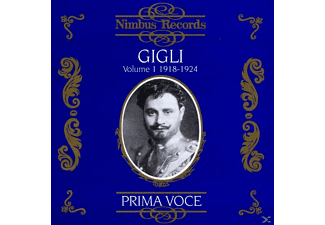 VARIOUS, Beniamino Gigli - Gilgi Vol.1 1918-1924 - (CD)