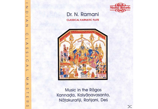 RAMANI/VEERARAGHAVAN/RAJARAO - Music In The Ragas - (CD)
