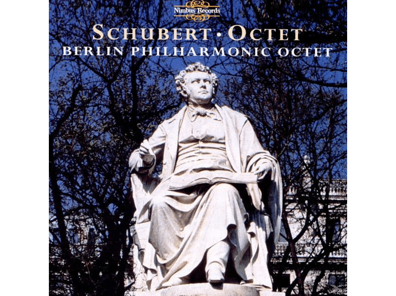 Berlin Philharmonic Octet - Oktett F-Dur D 803 [CD]