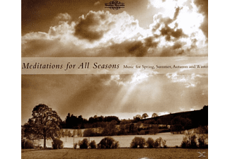 Scottish Chamber Orchestra, English String Orchestr - Meditations For All Seasons - (CD)