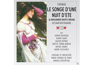 Choeurs Et Orch.Radio Lyrique De Paris - Le Songe D'une Nuit D'ete(A Midsummer Nights Dream - (CD)