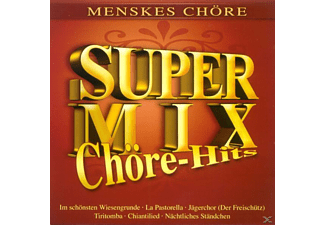 Menskes Chöre - Super Mix-Chöre Hits - (CD)