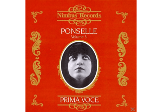VARIOUS, Rosa Ponselle - Ponselle Vol.3 - (CD)