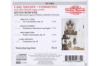 Kevin Bowyer - COMMOTIO [CD]