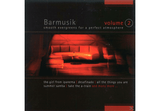 VARIOUS - Barmusik Vol.2 - (CD)