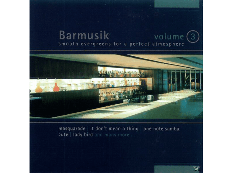 VARIOUS - Barmusik Vol.3 [CD]