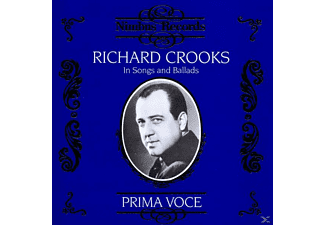 Richard Crooks - Crooks In Song And Ballads - (CD)