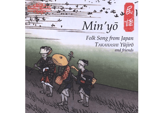 Yujiro/Yukiji/Chieko - Min Yo Folk Songs From Japan - (CD)