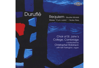 Robinson/Choir Of St.Johns Cathedral Cambridge - Complete Choral Works - (CD)