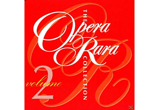 Various Parry, VARIOUS - The Opera Rara Collection Vol.2 - (CD)