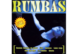 VARIOUS - Rumbas - (CD)