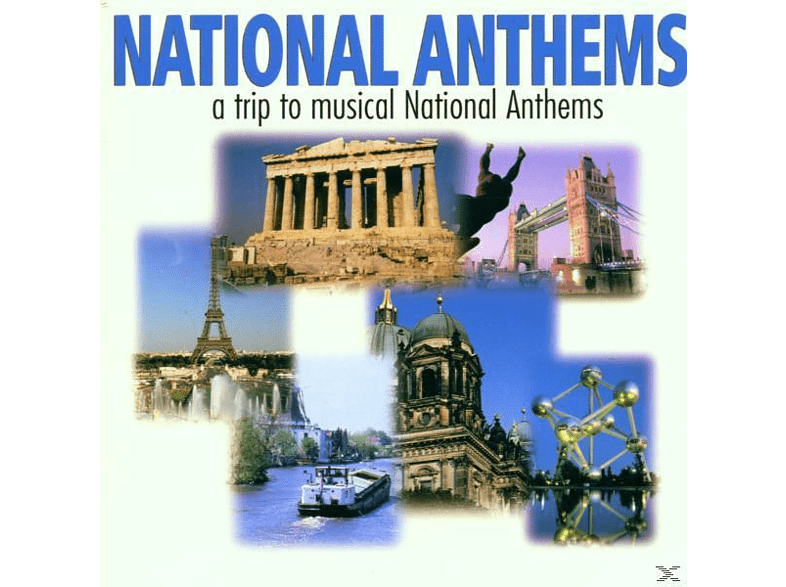 VARIOUS - Nationalhymnen [CD]