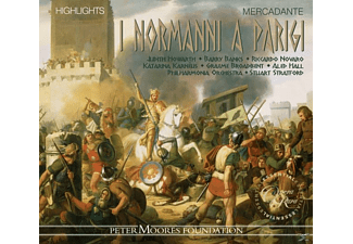 Judith Howarth, Barry Banks, Riccardo  Novaro, Katarina Karneus, Graeme Broadbent, Aled Hall, Geoffrey Mitchell Choir, The Philharmonia Orchestra - I Normanni A Parigi (QS) - (CD)