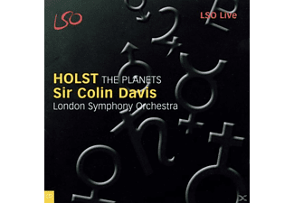 Sir Colin Davis - The Planets - (CD)